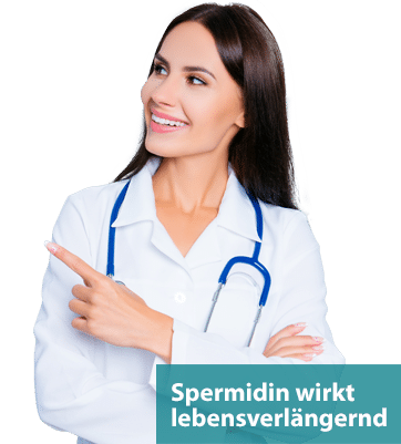 "Ärztin ""Spermidin wirkt lebensverlängernd"""